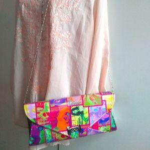 Envelope Style Fashion Purse.